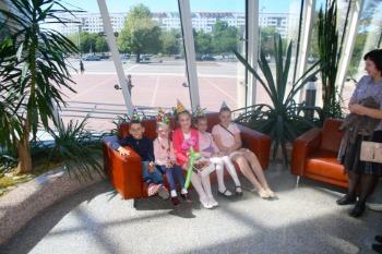 День рождения в Национальной библиотеке с посещением обзорной площадки за 20 руб.