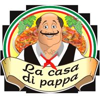 """Осетинские пироги и пиццы от 6,50 руб/до 1550 г в пиццерии """"Дом папочки"""""""