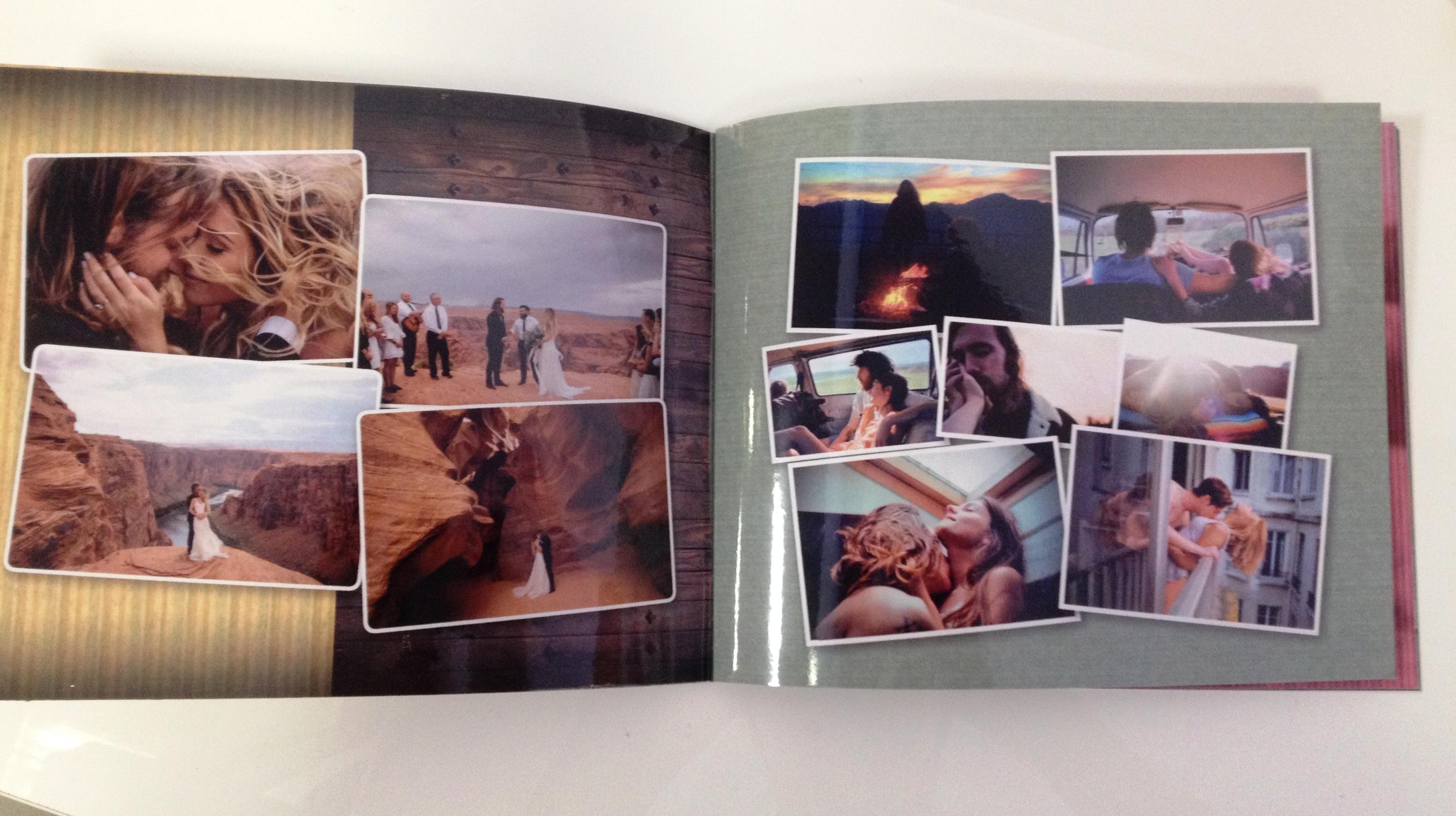 Качественные фотокниги от студии «Копирыч» от 12 руб.