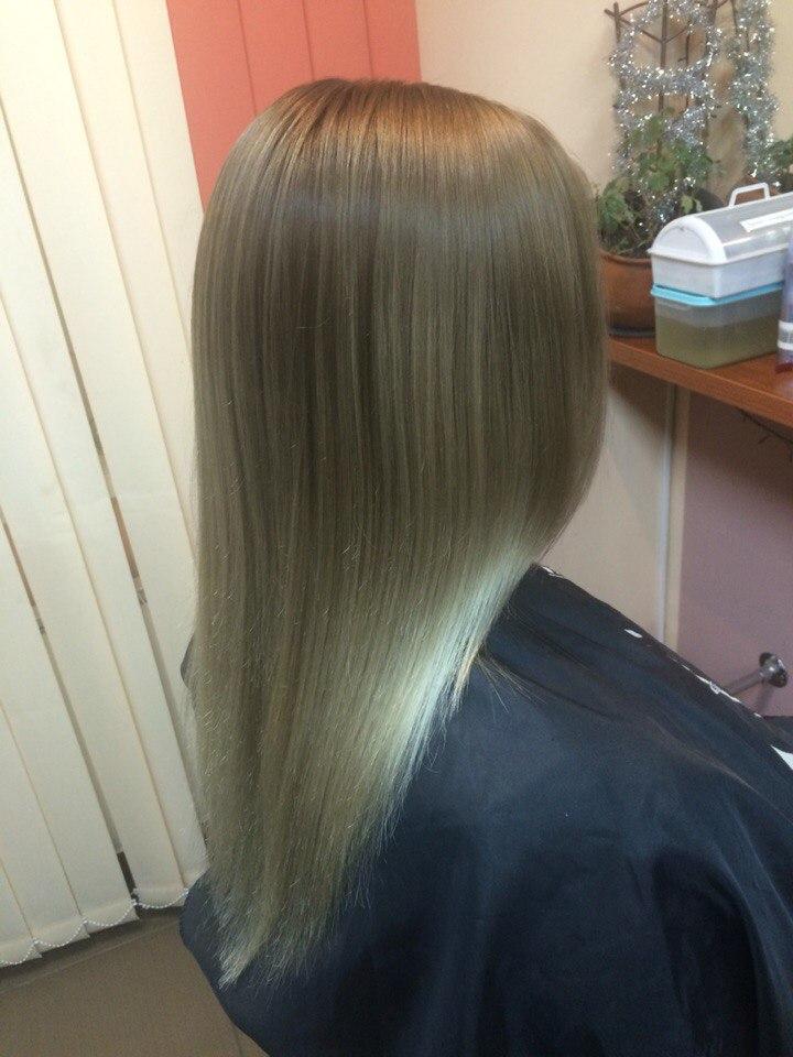 Омбре, балаяж, декапирование (смывка), биозавивка - здоровый волос от 12 руб.