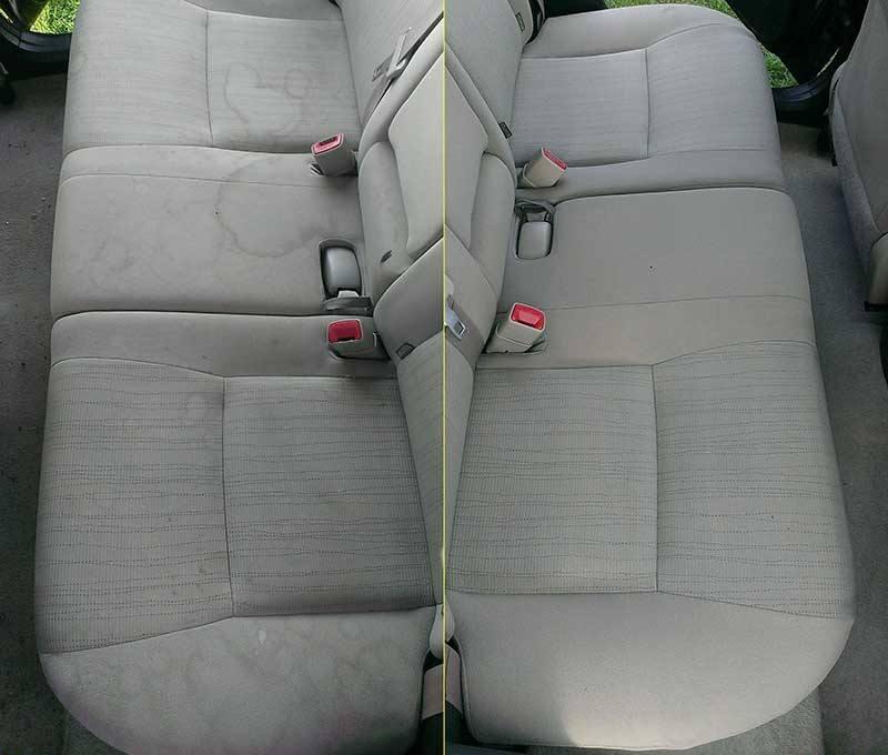 Глубокая премиум химчистка авто от 50 руб. + люкс мойка с нано-полимером в подарок!