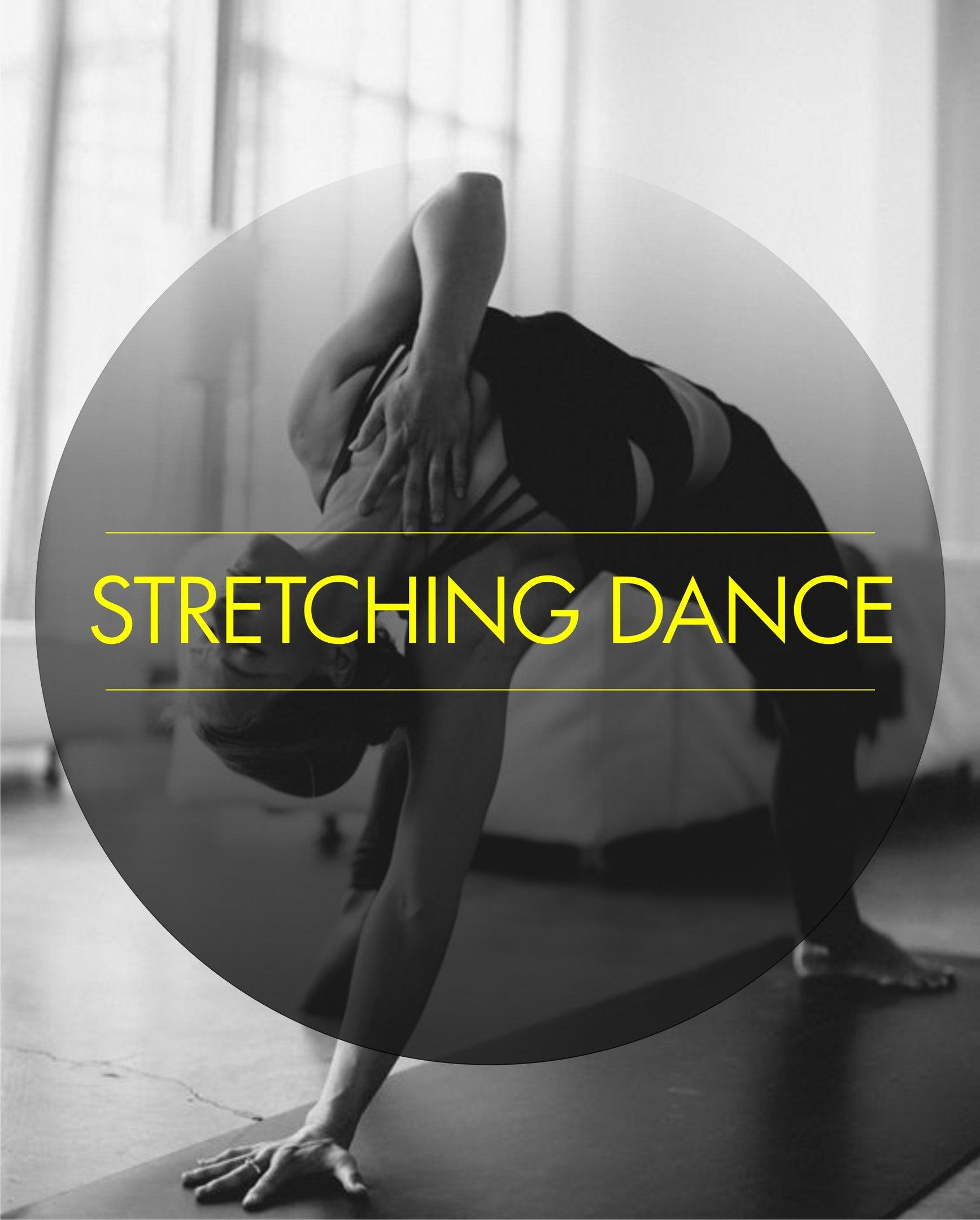 Stretcing Dance + фитнес всего от 6 руб./занятие