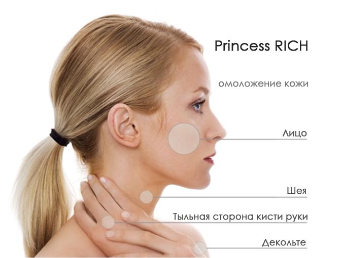 """Биоревитализация """"Princess Rich"""" или """"Jalupro"""" всего от 130 руб."""