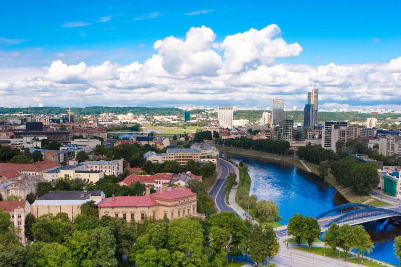 Шоп-тур в Вильнюс всего от 25 руб/1 день