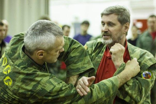 Абонемент на русский рукопашный бой от 1,25 ру�