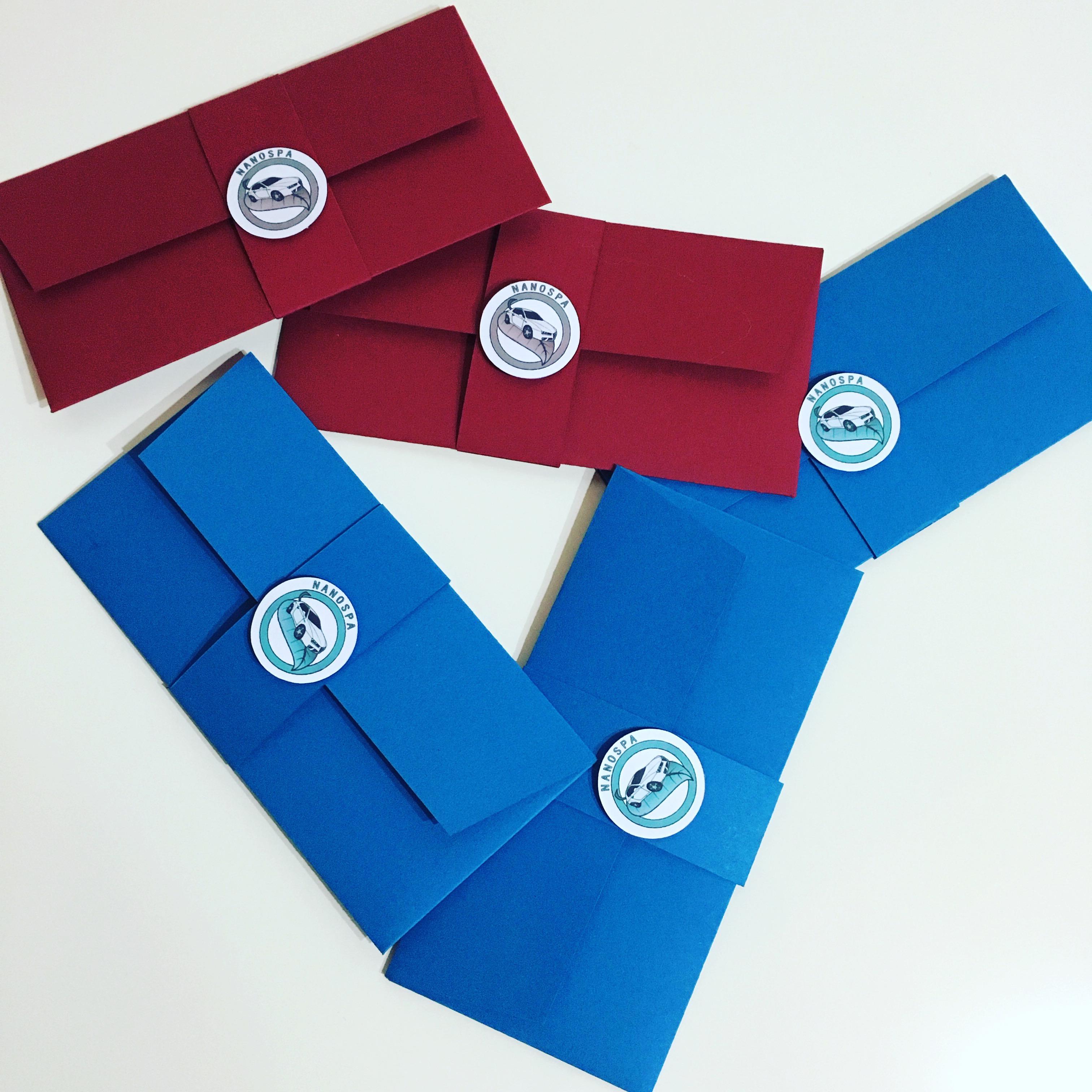 """Фирменные подарочные сертификаты на все услуги автомойки """"NanoSpa"""" от 16 руб."""