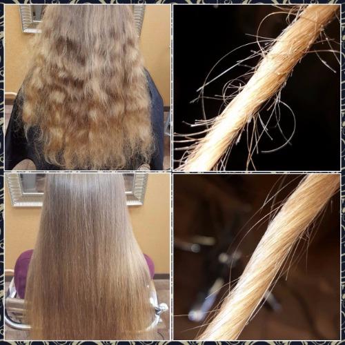 Термострижка + ботокс для волос KAYPRO от 24 руб.