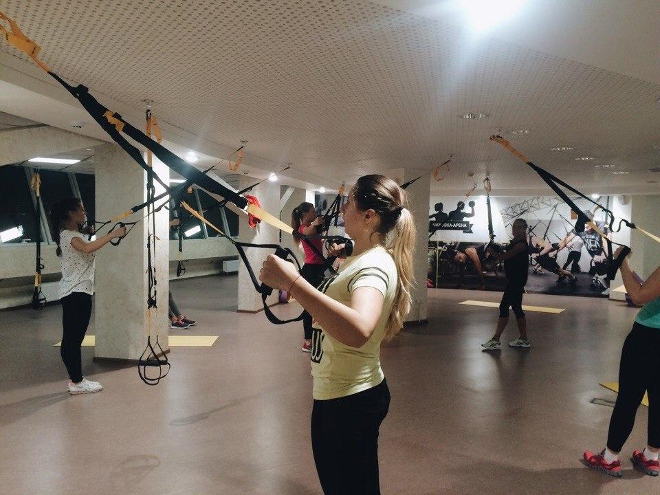 """Фит-кросс, тренажерный зал, фитнес в """"Чижовка-Арене"""" от 2,30 руб./занятие"""