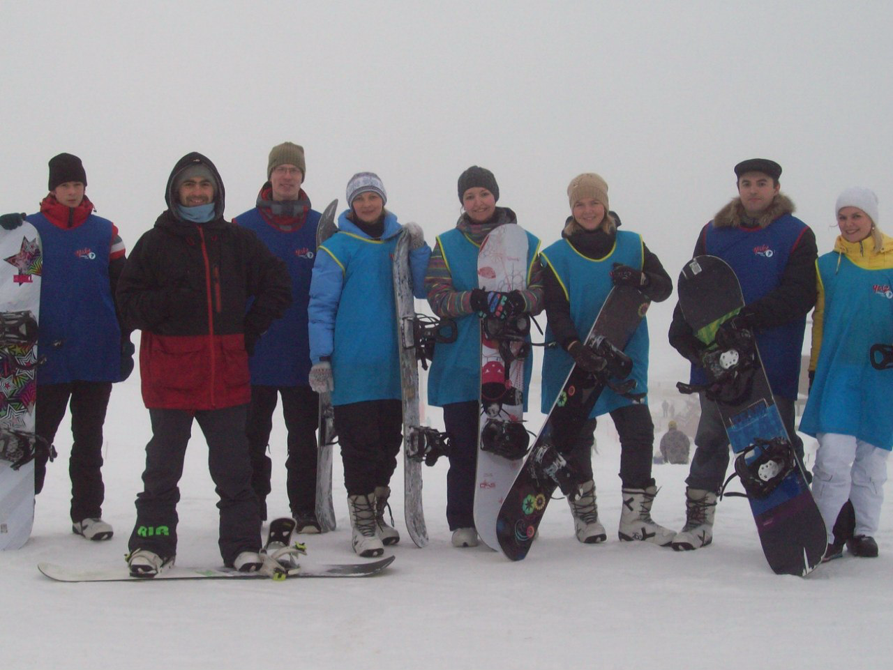 Обучение катанию на сноуборде со скидкой 50%