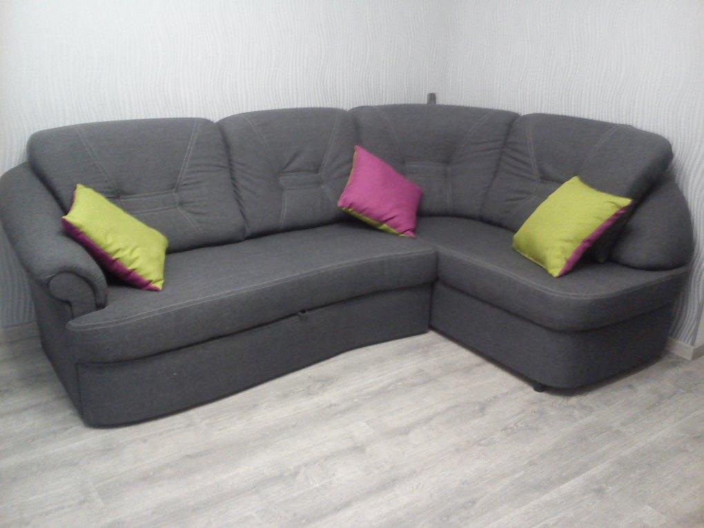 Профессиональная перетяжка и ремонт мягкой мебели от 5 руб.
