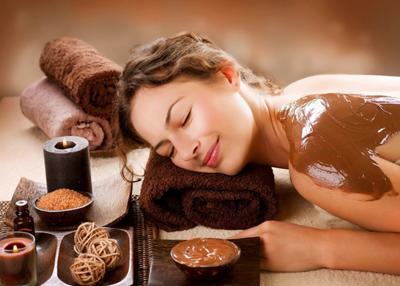 Массаж и обертывание всего от 17,50 руб., пресс-массаж голени и бедра 0 руб.