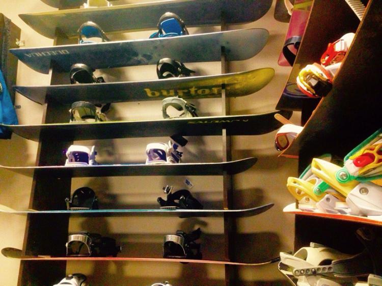 Прокат сноубордов и экипировки всего от 0,50 руб. Ремонт и сервис сноубордов