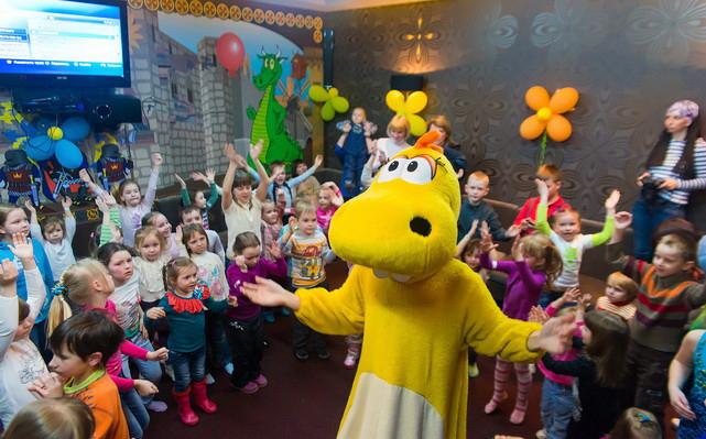 Детский игровой лабиринт на целый день в ДРЦ «Царьград» за 5 руб.