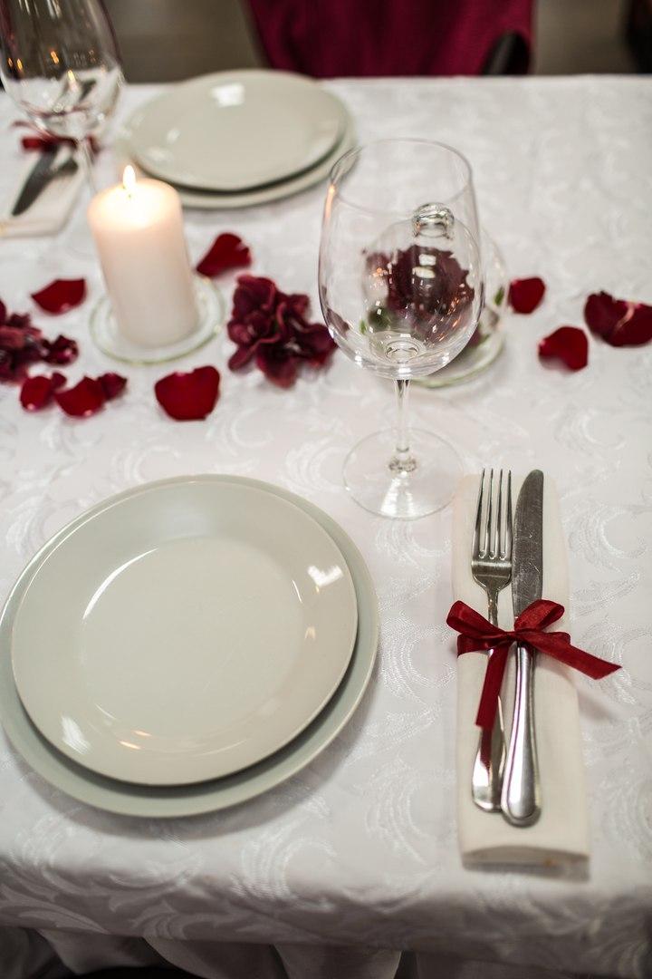 """Романтический ужин для двоих в кафе """"Рандеву"""" всего за 27,90 руб."""