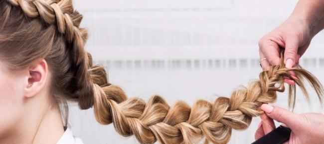 Плетение косичек любой сложности от 10 руб.