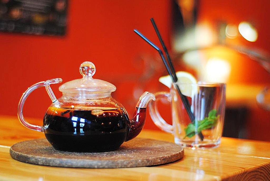 Чай + десерт для двоих в кофейне «Стары Менск» всего за 10 руб.