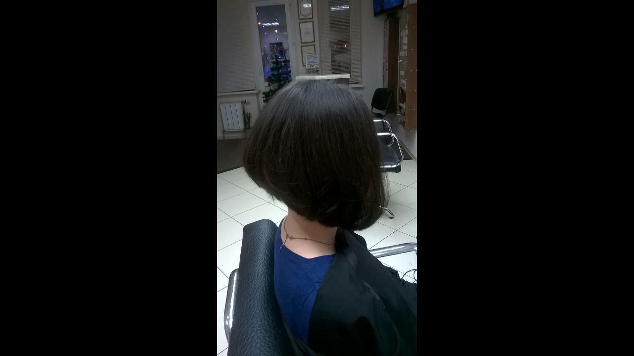 Ботокс для волос + стрижка/полировка от 20 руб.