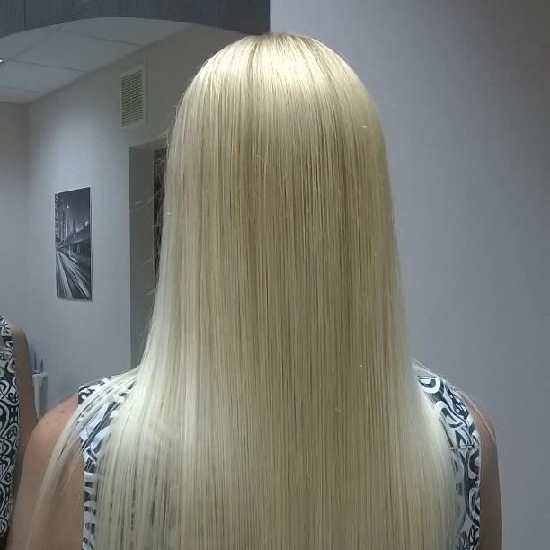 """""""Интенсивное увлажнение"""" или полировка + стрижка волос от 16 руб."""