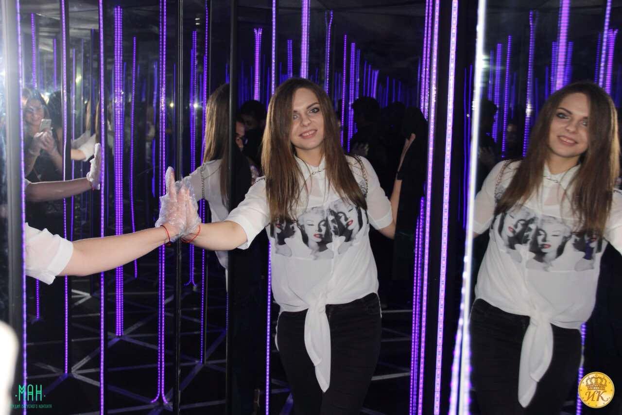 """Зеркальный лабиринт """"Гуляндия"""" всего за 3,5 руб/чел. в ТЦ """"МОМО"""""""