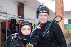 Пробные погружения под воду с аквалангом в полном снаряжении от 39,60 руб.