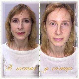 Мужская/женская коррекция, окрашивание бровей с эффектом перманента, регенерация ресниц и макияж от 5 руб.