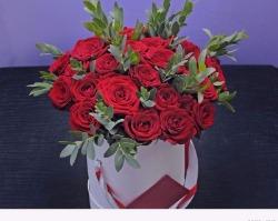 Роскошные розы всего от 1,50 руб./шт. Букеты невесты, цветы в коробке cо скидкой до 20%
