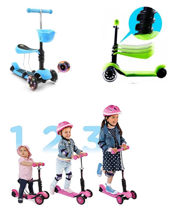 """Самокаты и Penny board (скейтборд) от 45 руб. в детском магазине """"Акуна-Матата"""""""