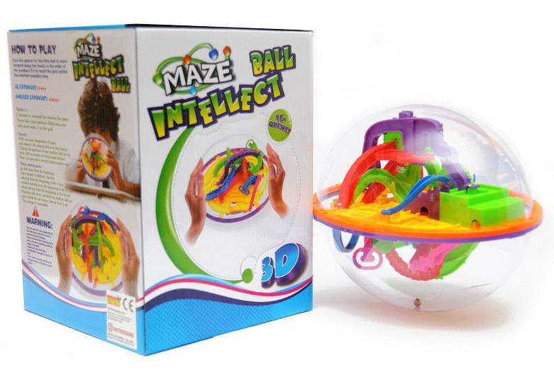 """Летающая тарелка """"Мяч-трансформер"""", шар-лабиринт от 9,90 руб."""