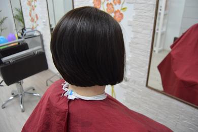 Женская, мужская, детская мужская модельная стрижка, полировка, завивка волос от 5 руб.