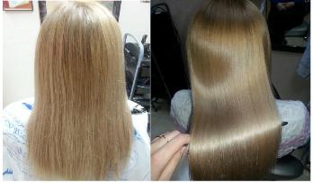 Клининг для волос это