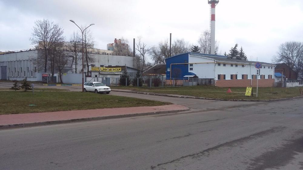 Шиномонтаж 4-х колес, ремонт проколов на Бородинской