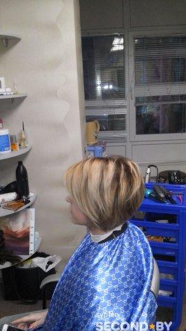 Различные виды окрашивания волос всего от 10 руб. + подарок!