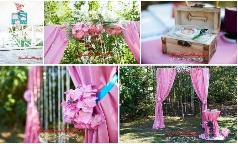 Оформление свадьбы, выездной регистрации. Песочная церемония. Цветной дым. Воздушные шарики от 0,17 руб.