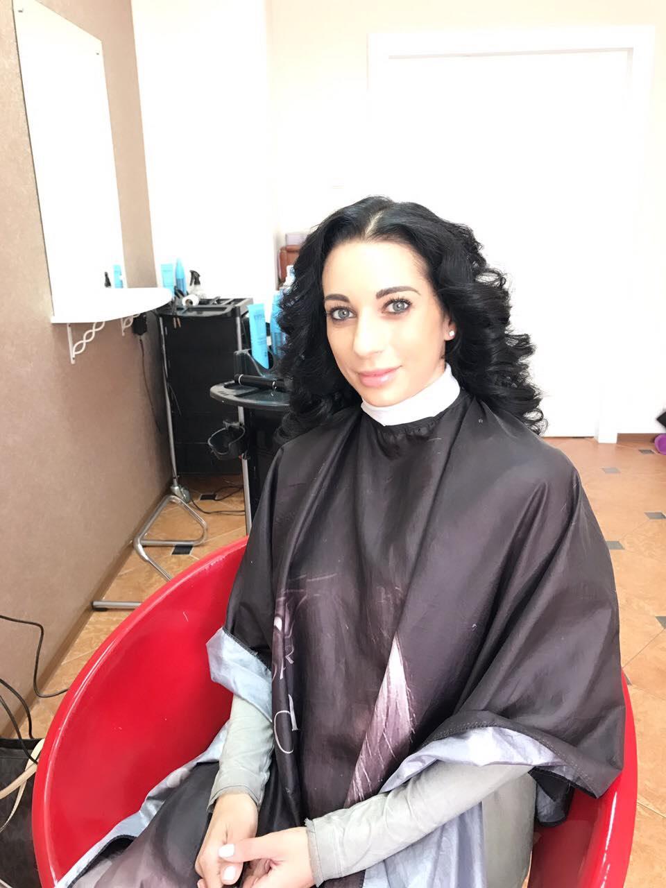 """Ботокс волос, стрижка горячими ножницами, экранирование, уход за волосами от 12 руб, окрашивание волос, корней краской """"Matrix"""" (США) от 17,50 руб, без доплат!"""