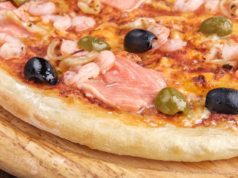 """Пицца на вынос или в кафе """"Бастион"""" от службы доставки """"АЛЛО! PIZZA"""" от 5,40 руб."""