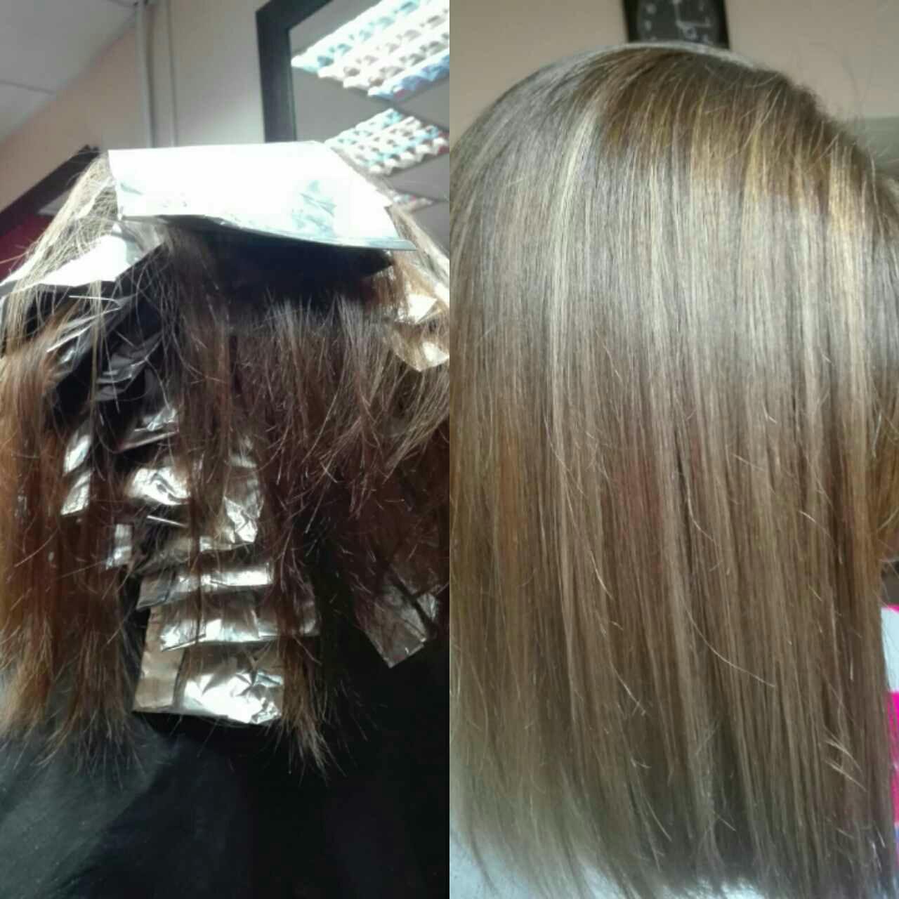 Окрашивание, полировка, биозавивка, выпрямление волос, прически  от 15 руб.