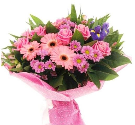 Свежие тюльпаны от 0,80 руб, розы, хризантемы, гвоздики, экзотические цветы от 0,60 руб. + дизайнерское оформление!