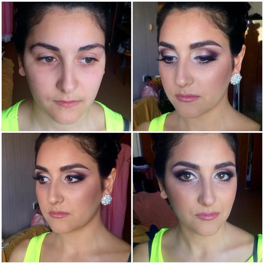 Все различные виды макияжа