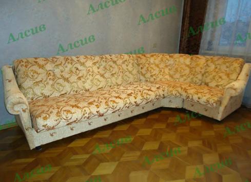 Перетяжка, обивка и ремонт мягкой мебели всего от 2 руб.