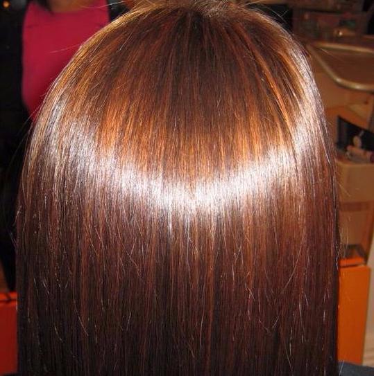 """Различные виды окрашивания волос всего от 10 руб. + подарок в студии красоты """"Каскад"""""""