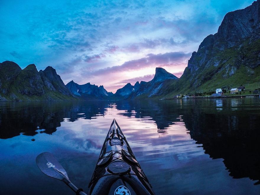 """Тур """"Покоренные красотой: Скандинавия + Норвежские фьорды"""" от 398 руб/5 дней"""
