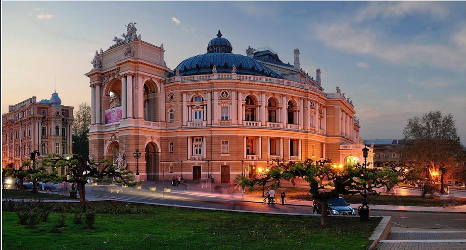 Незабываемые выходные в Одессе с отдыхом на море от 165 руб.*/5 дней
