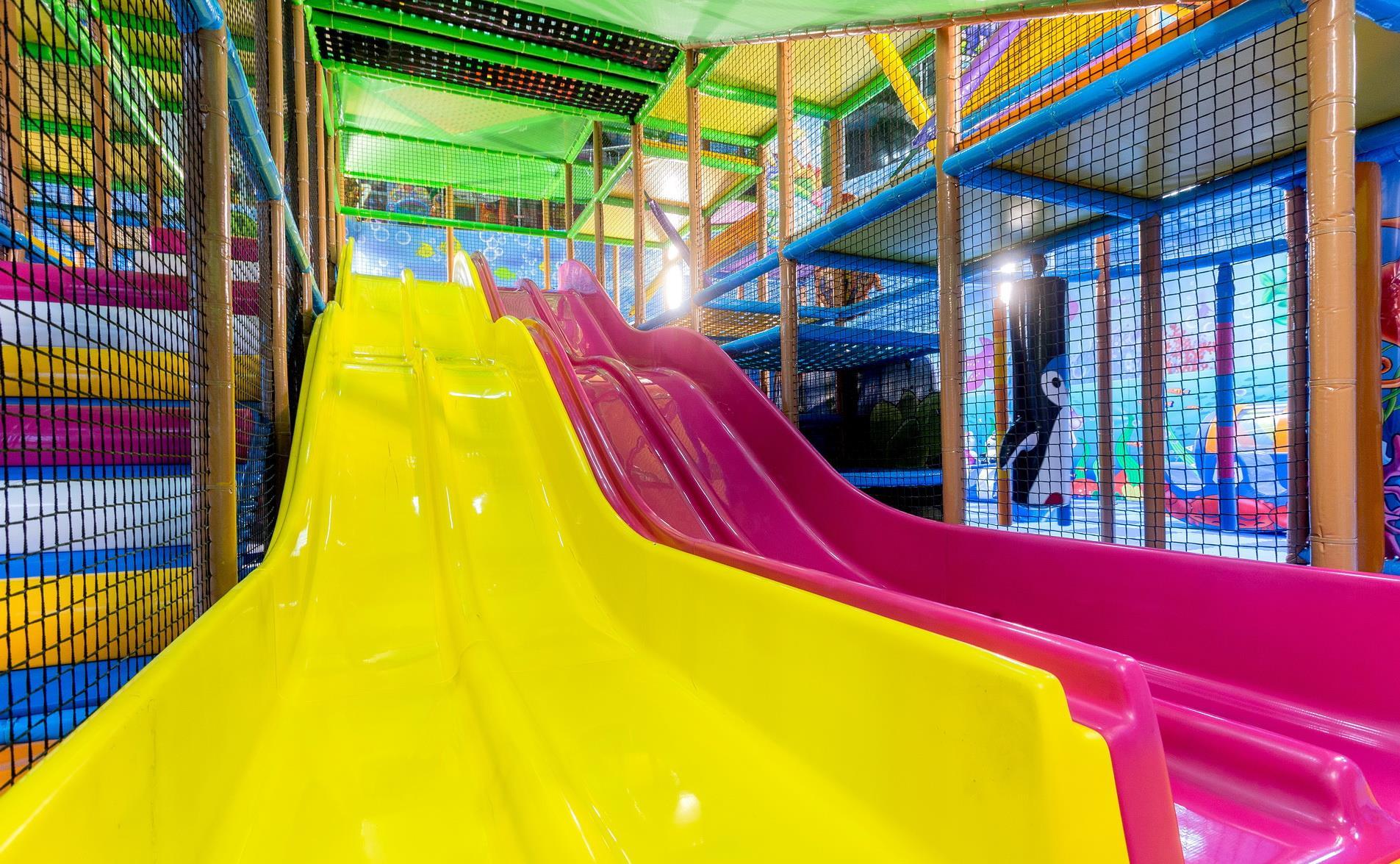 """Детский игровой лабиринт и развивающий комплекс """"Sea World"""" от 5 руб."""