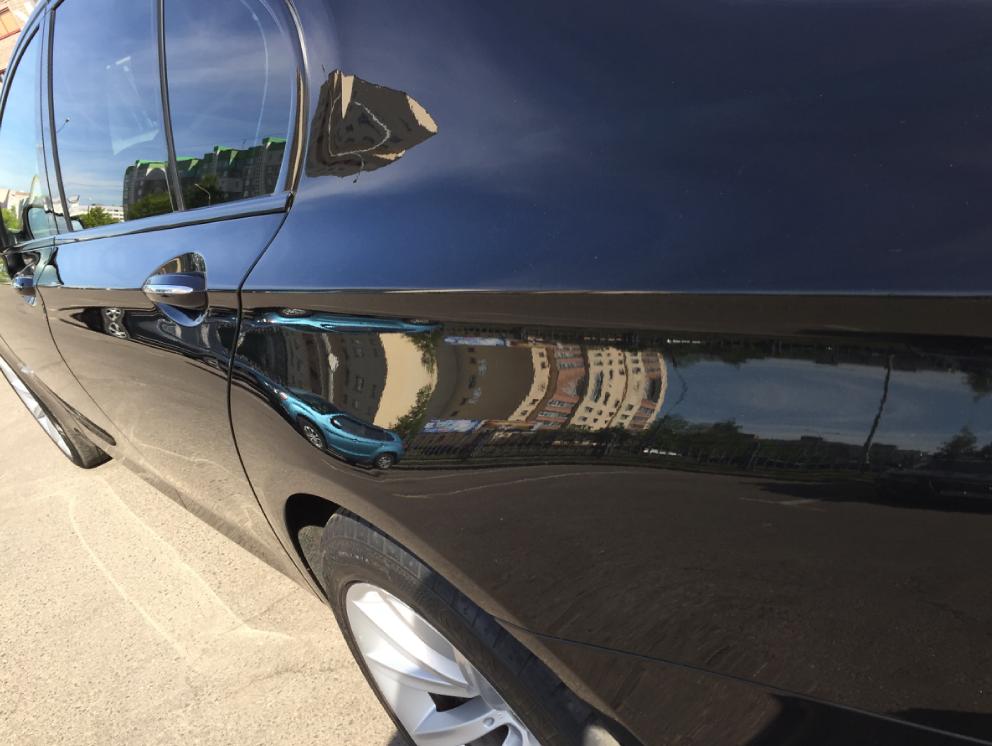 Обработка кузова авто жидким стеклом (нанокерамика) от 90 руб.