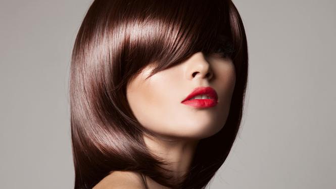 Женская стрижка + термокератин для волос от 10 руб.