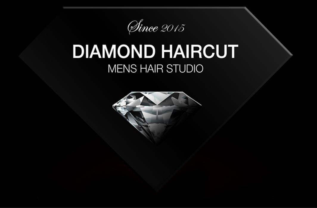 "Мужская стрижка, стрижка бороды и усов в барбершопе ""Diamond Haircut"" от 7,50 руб."