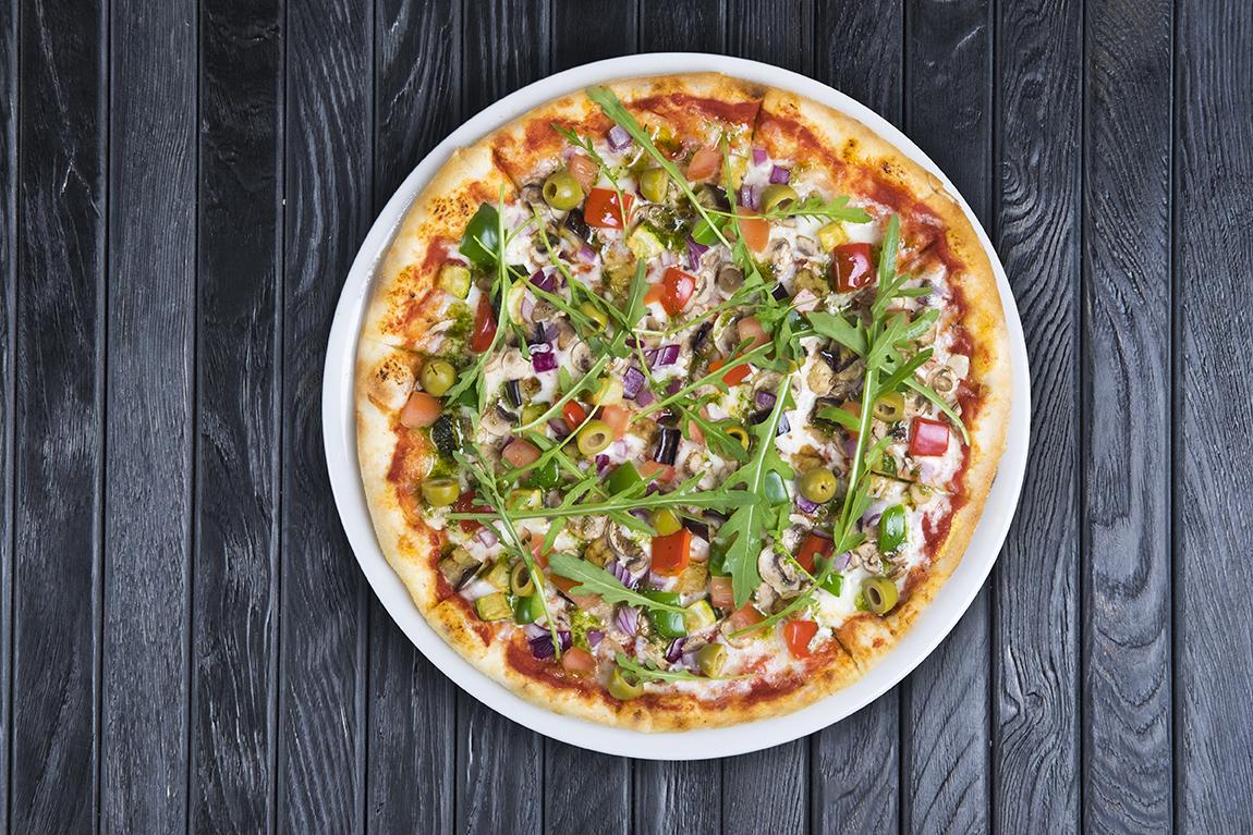 "Кафе ""GARAGE"": суши, пиццы, бургеры, питы, тостады от 5,25 руб."
