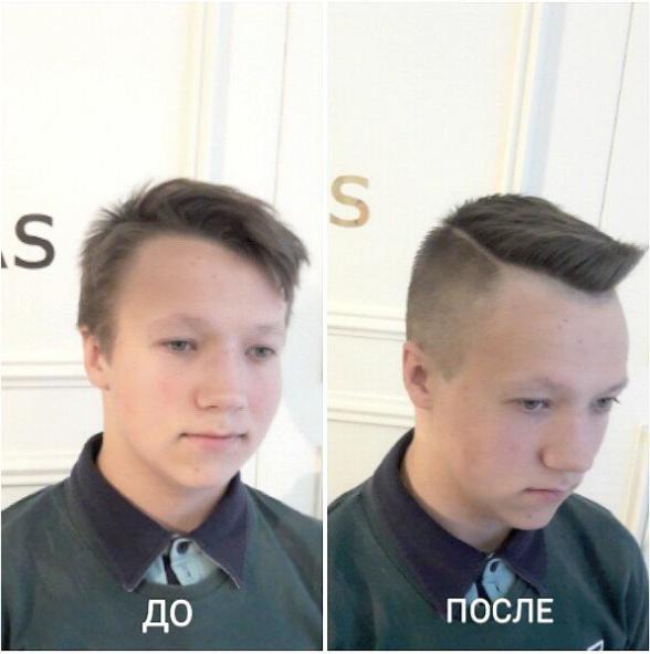"""Женская/мужская/детская стрижка, окрашивание, уход за волосами в салоне """"Godeas"""" от 10 руб."""
