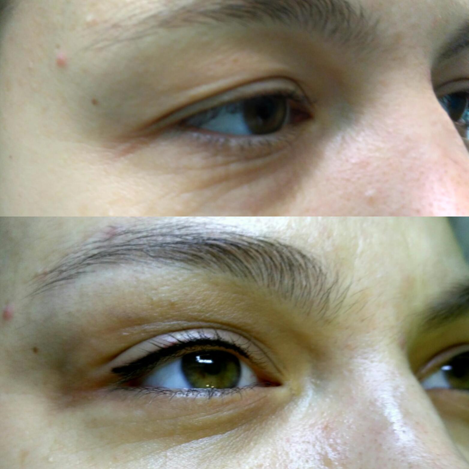 Перманентный макияж всего от 15 руб.