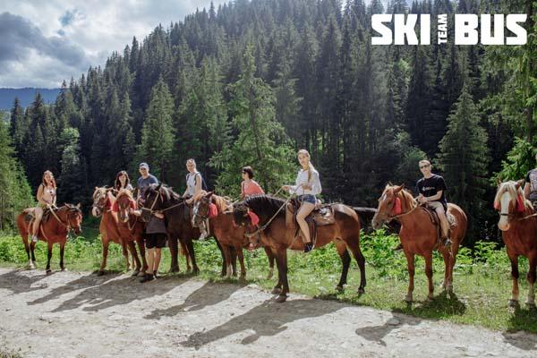 Активный VIP тур в Карпаты за 555 руб./8 дней. Туруслуга включена!